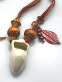 Amphora Aromatherapy Necklaces