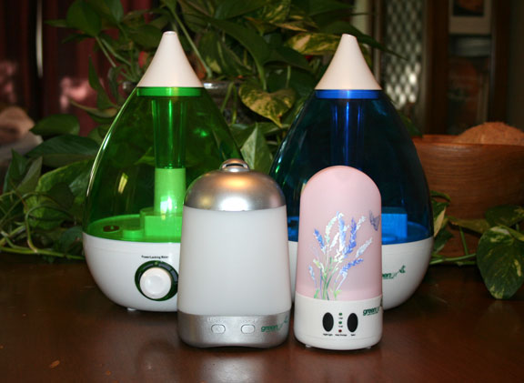 New electric aromatherpay diffusers in stock