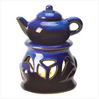 tea kettle candle aromatherapy diffuser