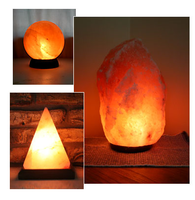 Himalayan Natural Salt Lamp Aromatherapy Diffuser - Lamp Ideas