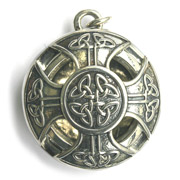 Celtic aromatherapy locket