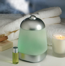 Spa Vapor Mist Essential Oil Diffuser